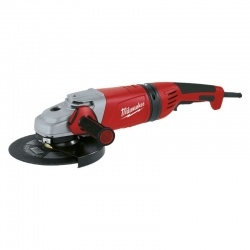 SMERIGLIATRICE ANGOLARE MILWAUKEE AG22-230 DMS DISCO 230MM 2200W